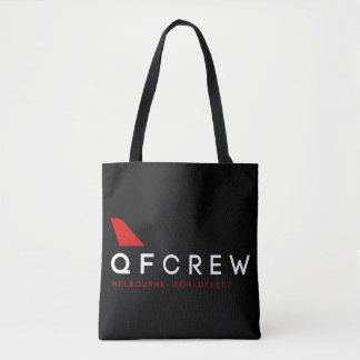 QF Crew Tote - (Melbourne World Fleet)
