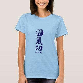 Qi Gong T-Shirt will be training