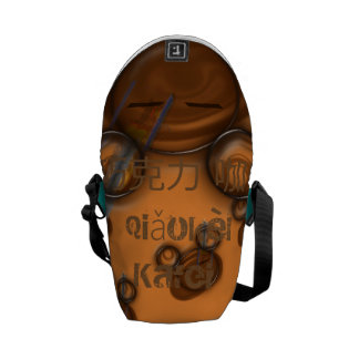 qiǎokèlì  kāfēi/ Chocolate Coffee Edition Messenger Bag