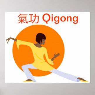 Qigong poster