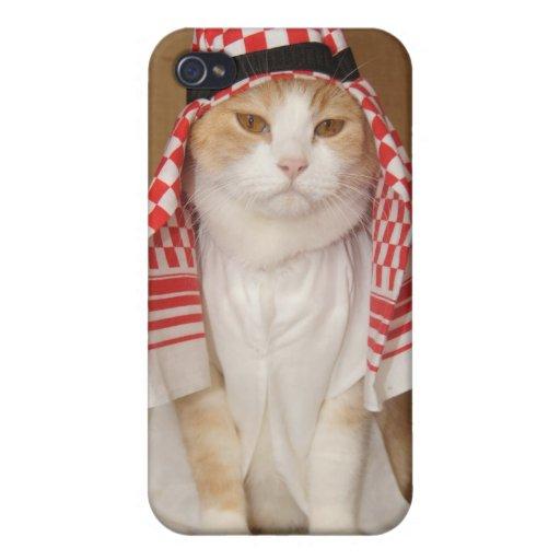 QITT/CAT CASES FOR iPhone 4