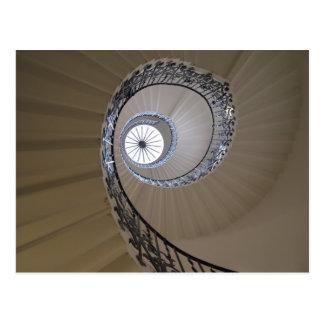 <QiYao>Eye of Stairs Postcard