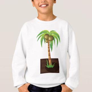 QPC coconut tree Sweatshirt