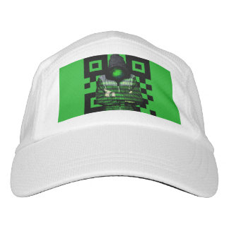 QR Binary Hat