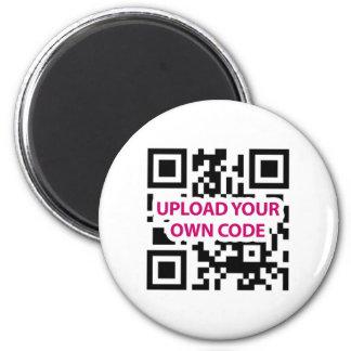 QR Code Customizable Magnet