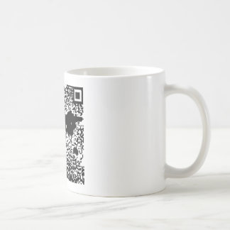 QR Code - The World Coffee Mug