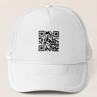 QR Code Trucker Hat