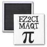 QT Pi  Cutie Pie Fridge Magnet