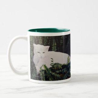 Qtip WaterColor Two-Tone Coffee Mug