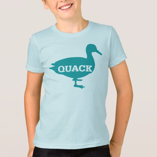 Quack Goes The Duck T-Shirt
