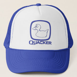 Quacker Trucker Hat