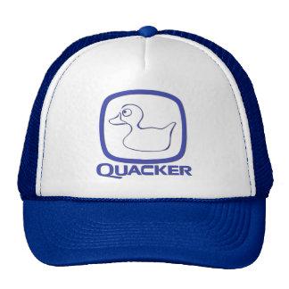 Quacker Trucker Hat