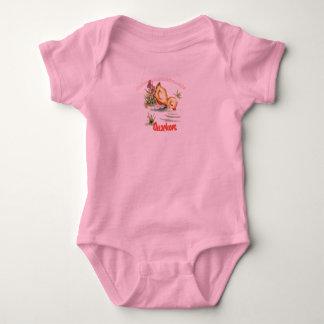 """""""Quackers"""" Baby Bodysuit"""