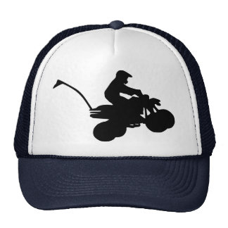 Quad - ATV Trucker Hat