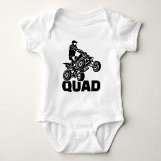 Quad Baby Bodysuit