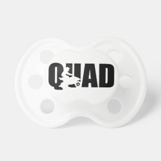 Quad Baby Pacifiers