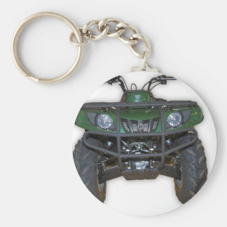 quad bike - atv keychain