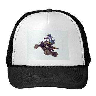quad bike mesh hats