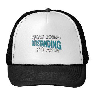 QUAD BIKING OUTSTANDING PLAYER TRUCKER HAT