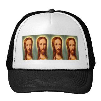 Quad Christ Mesh Hat