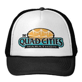 Quad Cities Marathon Trucker Hat
