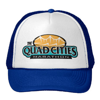 Quad Cities Marathon Trucker Hat
