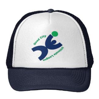Quad City Ultimate League Trucker Hat