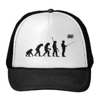 Quad Flier Evolution Trucker Hat