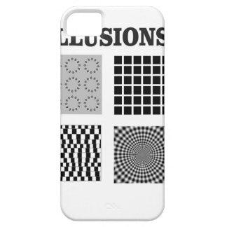 quad illusions iPhone 5 cover