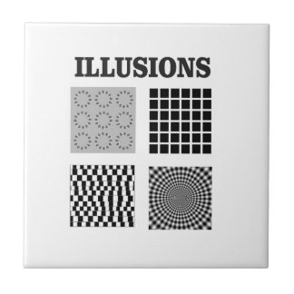 quad illusions tile