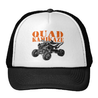 Quad kamikaze hat