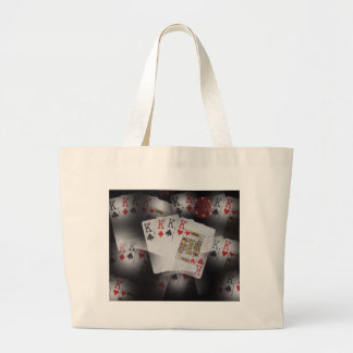 Quad_Kings,_ Large Tote Bag