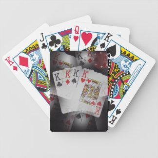 Quad_Kings,_ Poker Deck