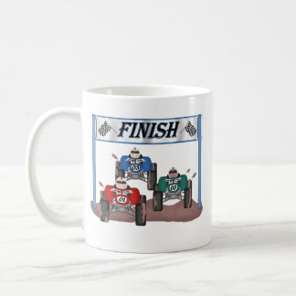 Quad Racing Mugs