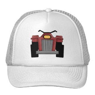 Quad Runner Bike Trucker Hat