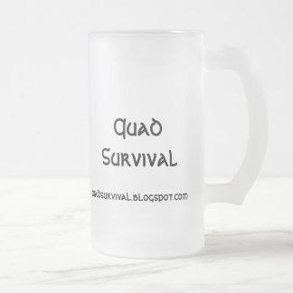 Quad Survival Mug