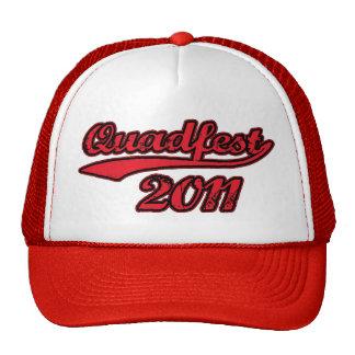 Quadfest 2011 Baseball-Style Trucker Hat