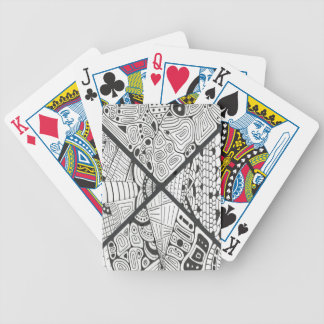QUADRANTS BICYCLE PLAYING CARDS