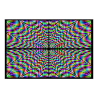 quadrants of chaos poster