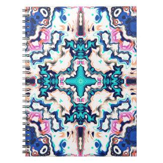 Quadrants of Color Notebook