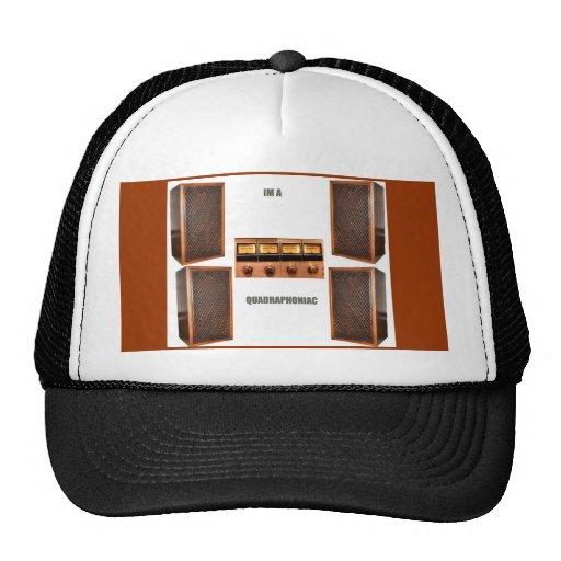 QUADRAPHONIAC Hat