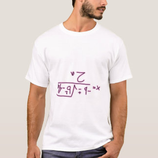 Quadratic Cheat Tee