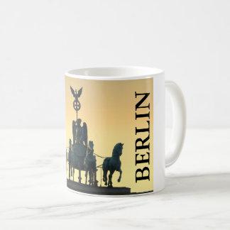 Quadriga Brandenburg Gate 001.3.T, Berlin Coffee Mug