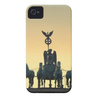 Quadriga Brandenburg Gate 001, Berlin iPhone 4 Covers