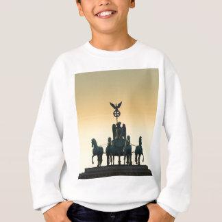 Quadriga Brandenburg Gate 001, Berlin Sweatshirt