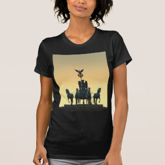 Quadriga Brandenburg Gate 001, Berlin T-Shirt
