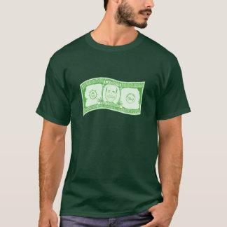 Quadrillion Dollar Bill T-Shirt