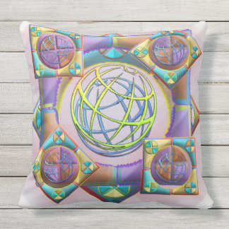 quadro outdoor pillow