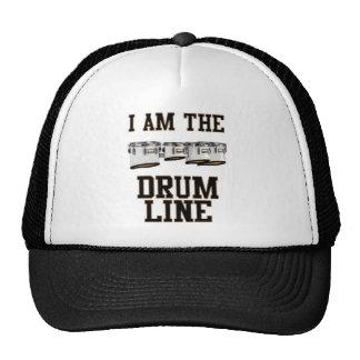 Quads: I Am The Drum Line Trucker Hat