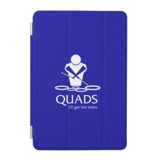 QUADS - I ll Get The Lattes iPad Mini Cover